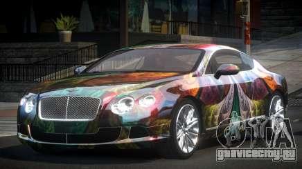 Bentley Continental PSI-R S10 для GTA 4