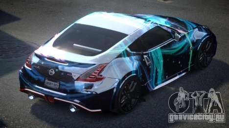 Nissan 370Z GS-R S2 для GTA 4