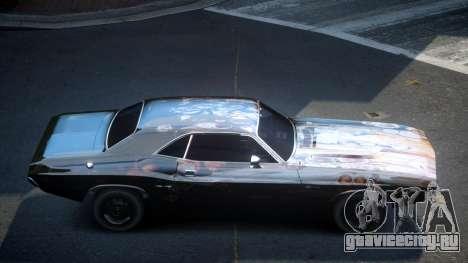 Dodge Challenger BS-U S3 для GTA 4