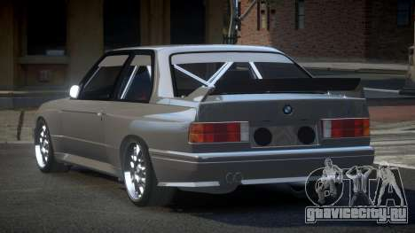 BMW M3 E30 GS-U для GTA 4