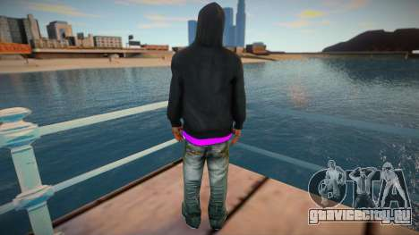 Capushon style для GTA San Andreas
