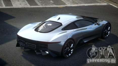 Jaguar C-X75 SP-U для GTA 4