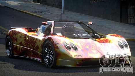 Pagani Zonda BS-S S10 для GTA 4