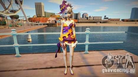 Honkai Impact 3rd Halloween для GTA San Andreas