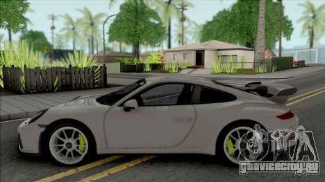 Porsche 911 GTS для GTA San Andreas