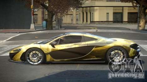 McLaren P1 ERS S1 для GTA 4