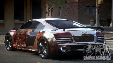 Audi R8 ERS S1 для GTA 4