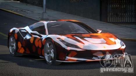 Ferrari F8 BS-R S8 для GTA 4