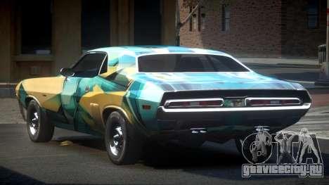 Dodge Challenger SP71 S2 для GTA 4