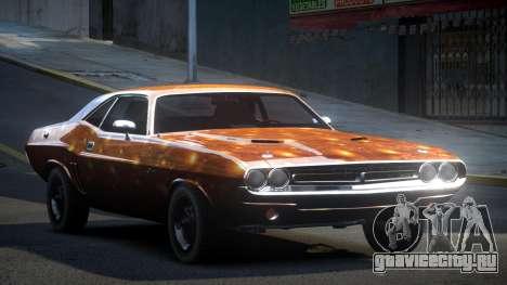 Dodge Challenger BS-U S4 для GTA 4
