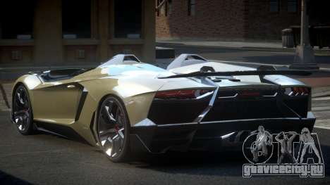 Lamborghini Aventador RS-J для GTA 4