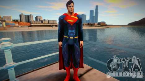 Superman from DC Unchained для GTA San Andreas
