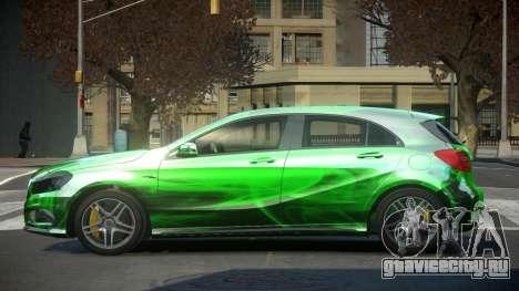 Mercedes-Benz A45 US S8 для GTA 4