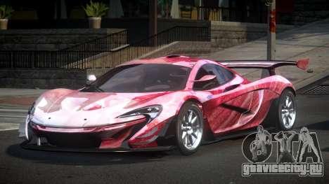 McLaren P1 GST Tuning S10 для GTA 4
