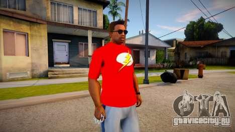 New T-Shirt - tshirtbobomonk для GTA San Andreas