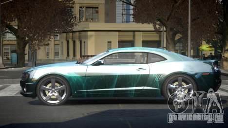 Chevrolet Camaro BS-U S10 для GTA 4