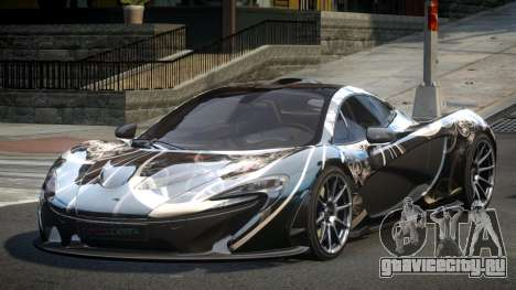 McLaren P1 ERS S10 для GTA 4