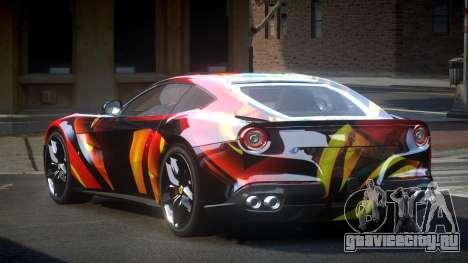 Ferrari F12 BS Berlinetta S3 для GTA 4