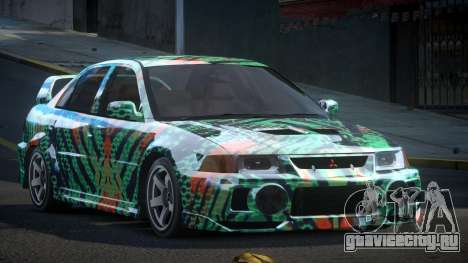 Mitsubishi Lancer VI U-Style S10 для GTA 4