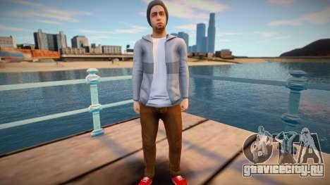 Hipster 3 from GTA V для GTA San Andreas