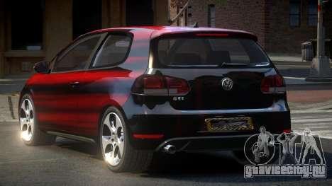 Volkswagen Golf GST S2 для GTA 4