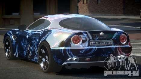 Alfa Romeo 8C US S5 для GTA 4