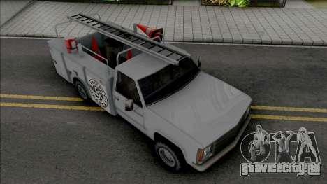 Improved Utility Van для GTA San Andreas