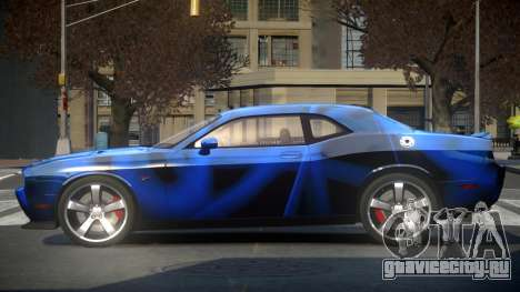Dodge Challenger SRT GS-U S10 для GTA 4