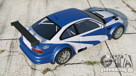 BMW M3 GTR (E46) Most Wanted〡add-on v2.0
