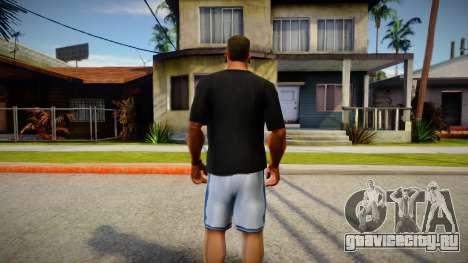 Yeezus T-Shirt для GTA San Andreas