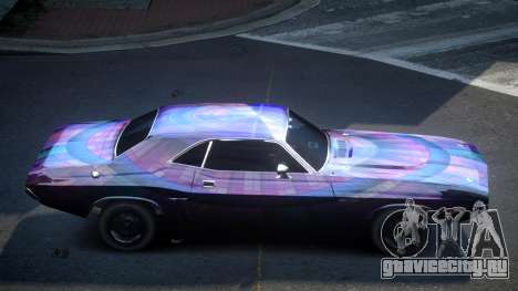 Dodge Challenger BS-U S2 для GTA 4