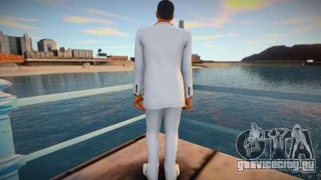 Kazuma Kiryu - Yakuza 0 для GTA San Andreas