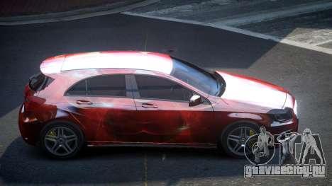 Mercedes-Benz A45 US S3 для GTA 4
