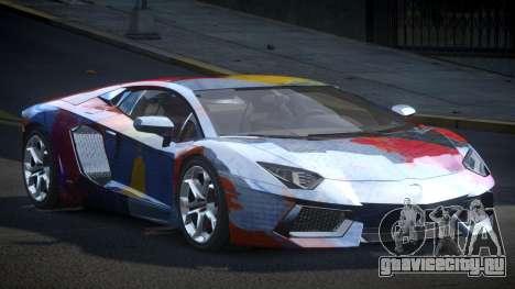 Lamborghini Aventador BS LP700 PJ4 для GTA 4