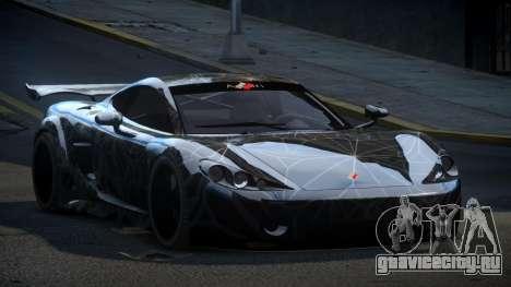 Ascari A10 BS-U S1 для GTA 4