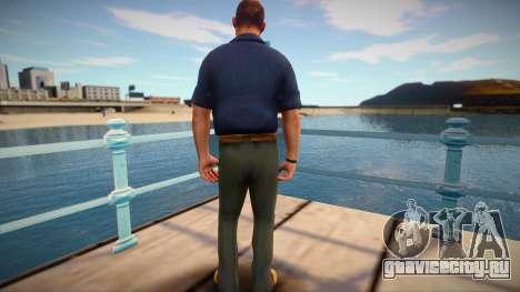 Русский бандит для GTA San Andreas