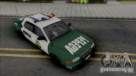Police Civic Cruiser Pepega для GTA San Andreas