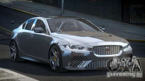 Jaguar XE GST для GTA 4