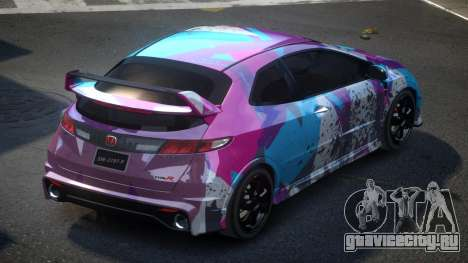 Honda Civic SP Type-R S3 для GTA 4