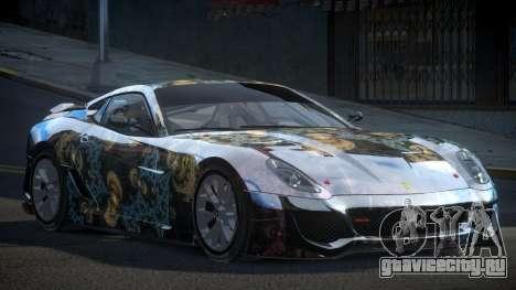 Ferrari 599 BS-U-Style S7 для GTA 4