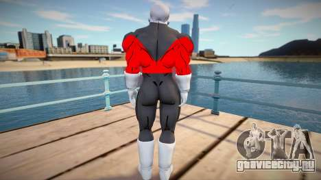 Jiren from Dragon Ball: Super для GTA San Andreas