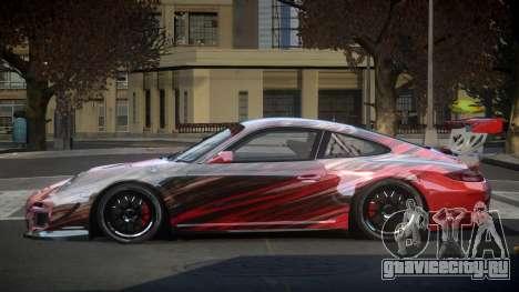 Porsche 911 PSI R-Tuning S4 для GTA 4