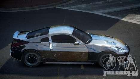 Nissan 350Z iSI S3 для GTA 4
