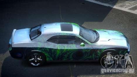 Dodge Challenger SP 392 S6 для GTA 4