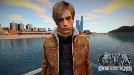 Leon для GTA San Andreas