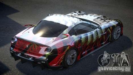 Ferrari 599 BS-U-Style S6 для GTA 4