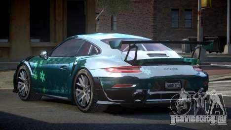 Porsche 911 GS GT2 S9 для GTA 4