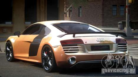 Audi R8 ERS S8 для GTA 4