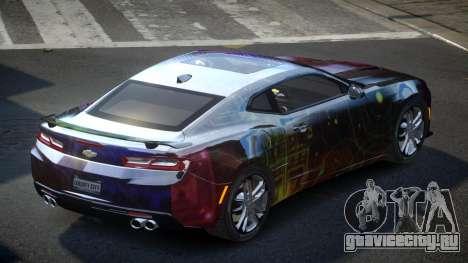 Chevrolet Camaro GS-R S6 для GTA 4