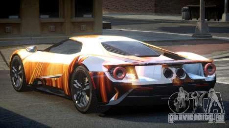 Ford GT GST S4 для GTA 4